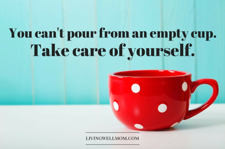 empty-cup-take-care-of-yourself